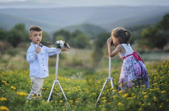 Kinderen zelfstandig aan de slag