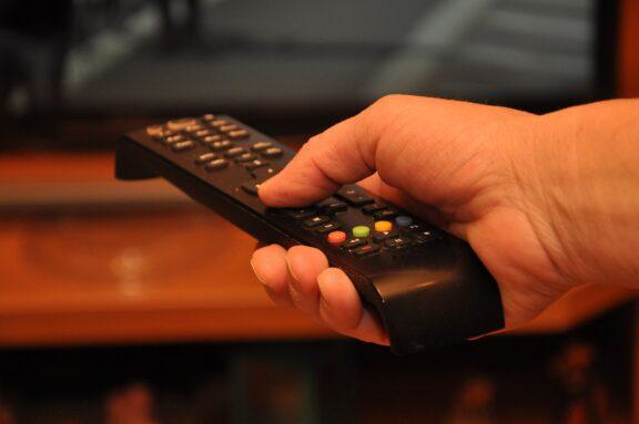 afstandsbediening tv