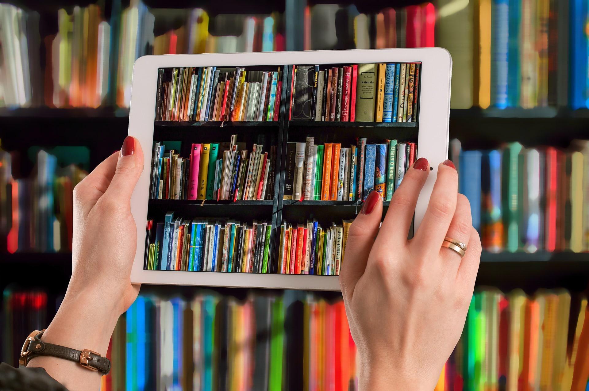 digitale prentenboeken of e-boeken